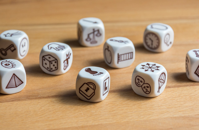 Erfahrungen mit Story Cubes-Titleimage